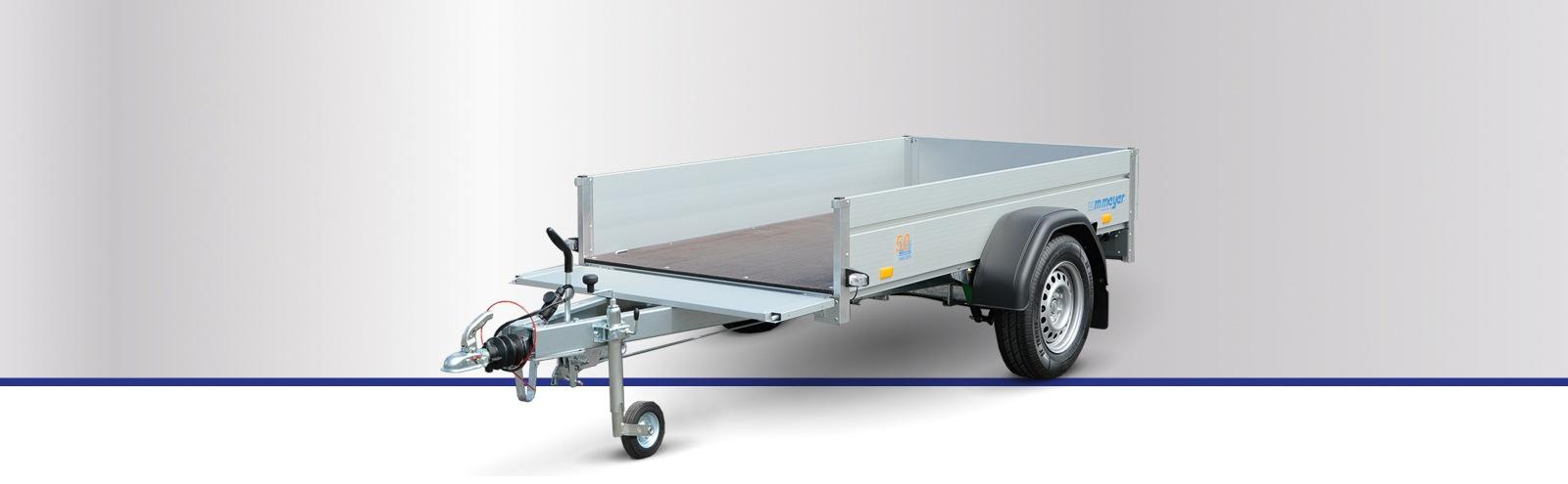 B - Gebremst (1.300 kg, 1.500 kg)