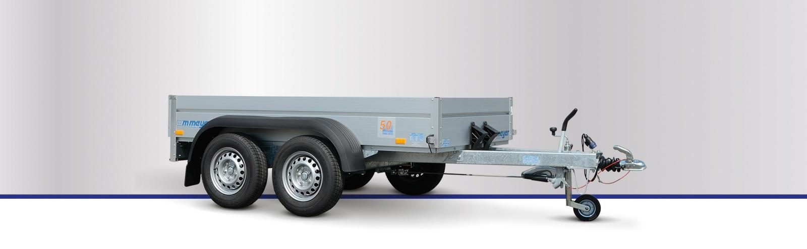 BT - Gebremst (2.000 kg, 2.500 kg, 2.700 kg, 3.000 kg, 3.500 kg)