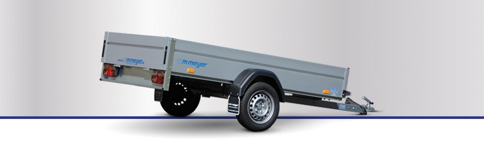 HZ - Ungebremst (750 kg)