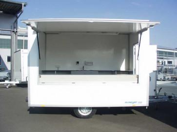PKW-Verkaufsanhänger - Profi - VK 1335/220 - Allz. (Komfort) ()