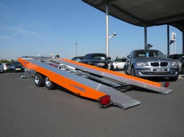 PKW-Autotransporter, mit Seilwinde, KHL 2701 ()