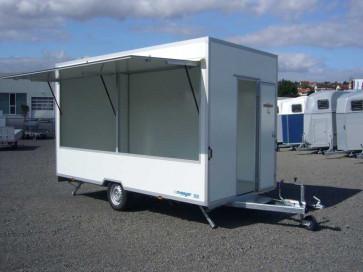 PKW-Verkaufsanhänger - Profi - VK 1335/220 - leer ()
