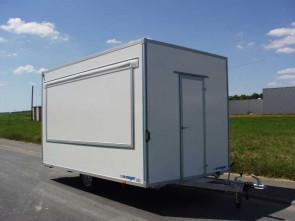 PKW-Verkaufsanhänger, VKE 7525/206 - Allz. (Basis) ()