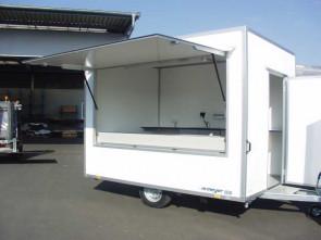 PKW-Verkaufsanhänger - Profi - VK 1545/220 - Allz. (Komfort) ()