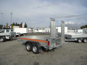 Alu-Minibagger-Anhänger, Tiefladerausführung, MB 3035/151 ()