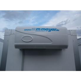 Kühlmaschine WMK 6 (für  Plus- und Minusgrade)