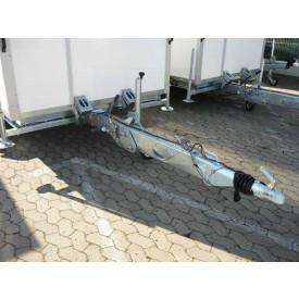 Deichsel höhenverstellbar mit DIN-Zugöse