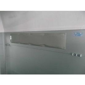 2 Seitenpolster (PVC, rechts / links)